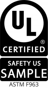 UL 认证标志 - 美国样本