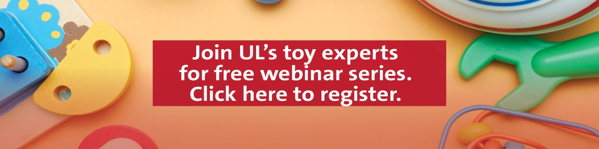 register for our toy webinar series