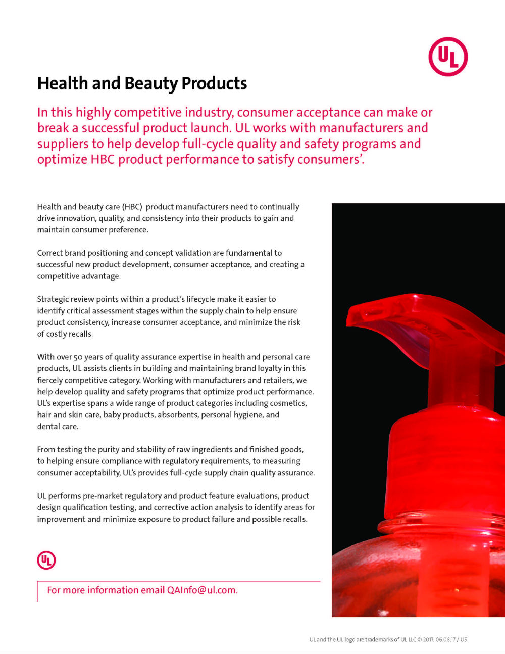 Thumbnail - Article of Health and Beauty Products