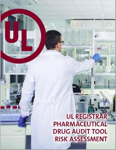 Thumbnail cover - UL Registrar Pharmaceutical Drug Audit Tool