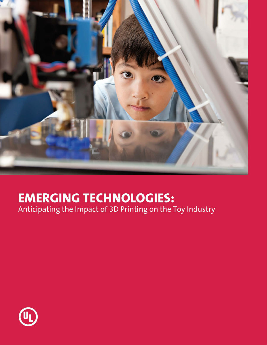 Thumbnail - Cover of Emerging Technologies