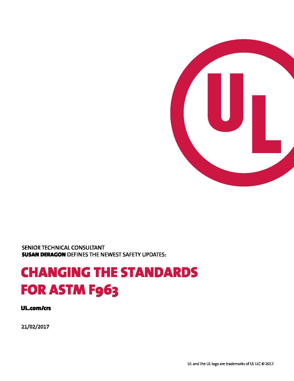 Thumbnail cover - Changing the standards for ASTM F963