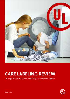 Thumbnail cover - Care Labeling Review
