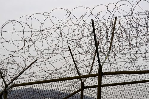 DMZ fences