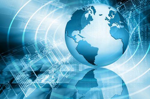 Best Internet Concept Globe