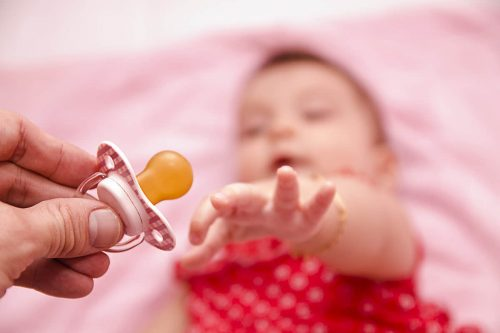 A Pacifier For The Baby