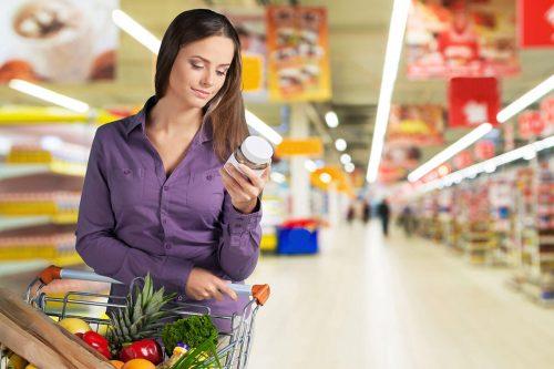 bigstock Supermarket