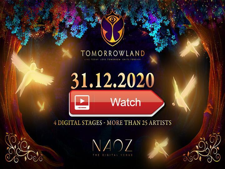 Tomorrow Land New Year Eve Online